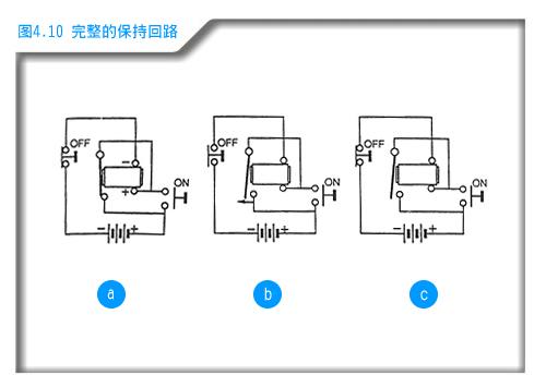继电器接线图解释